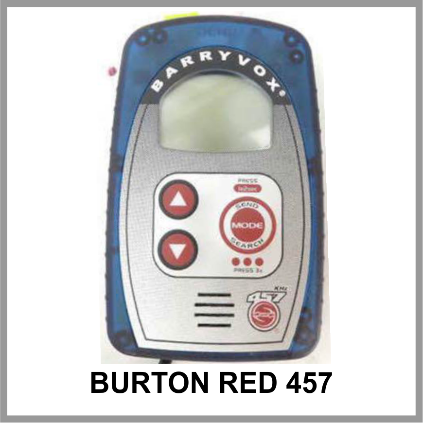 Burton Red 457