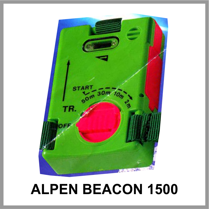 Alpen Beacon 1500